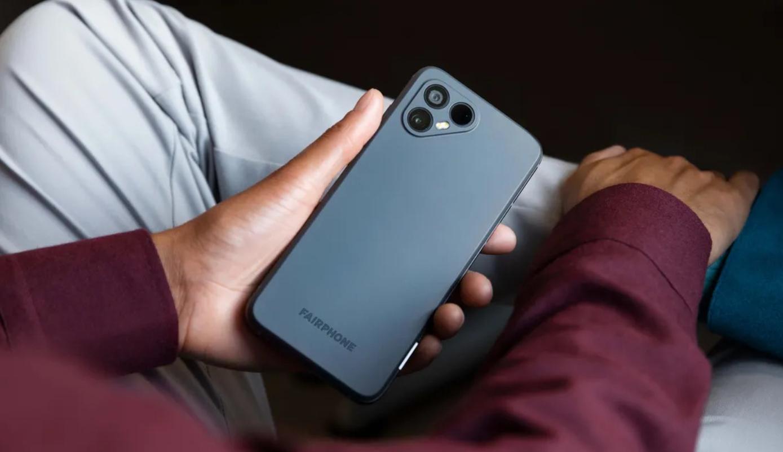 Fairphone 4 umí oslovit nejen 5letou zárukou, ale i opravitelností