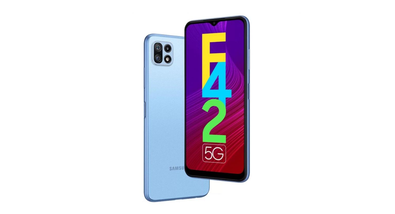 Samsung představil Galaxy F42 5G
