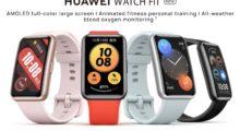 Huawei Watch Fit New jsou vylepšenou verzí hodinek Watch Fit