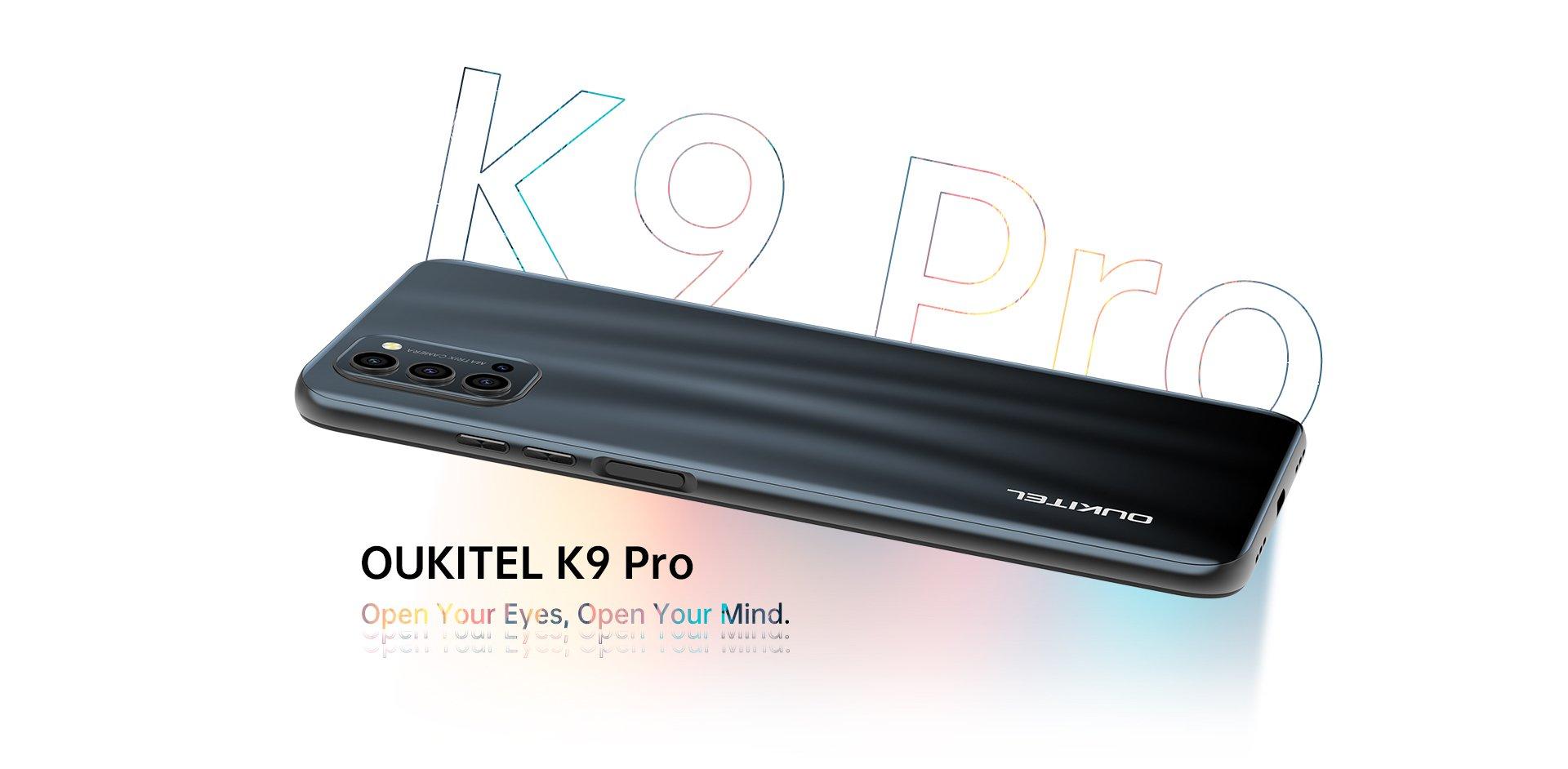 Oukitel K9 přichází ve verzi Pro