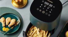 Bezolejová fritéza Liven G-5 s dotykovým panelem SmartGlass se 71% slevou na Cafago.com [sponzorovaný článek]