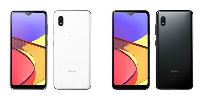 Samsung Galaxy A21 Simple SCV49 652x324x