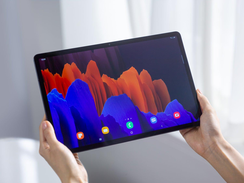 Galaxy Tab S8 Ultra nabídne masivní baterii, velký displej a možná BRS