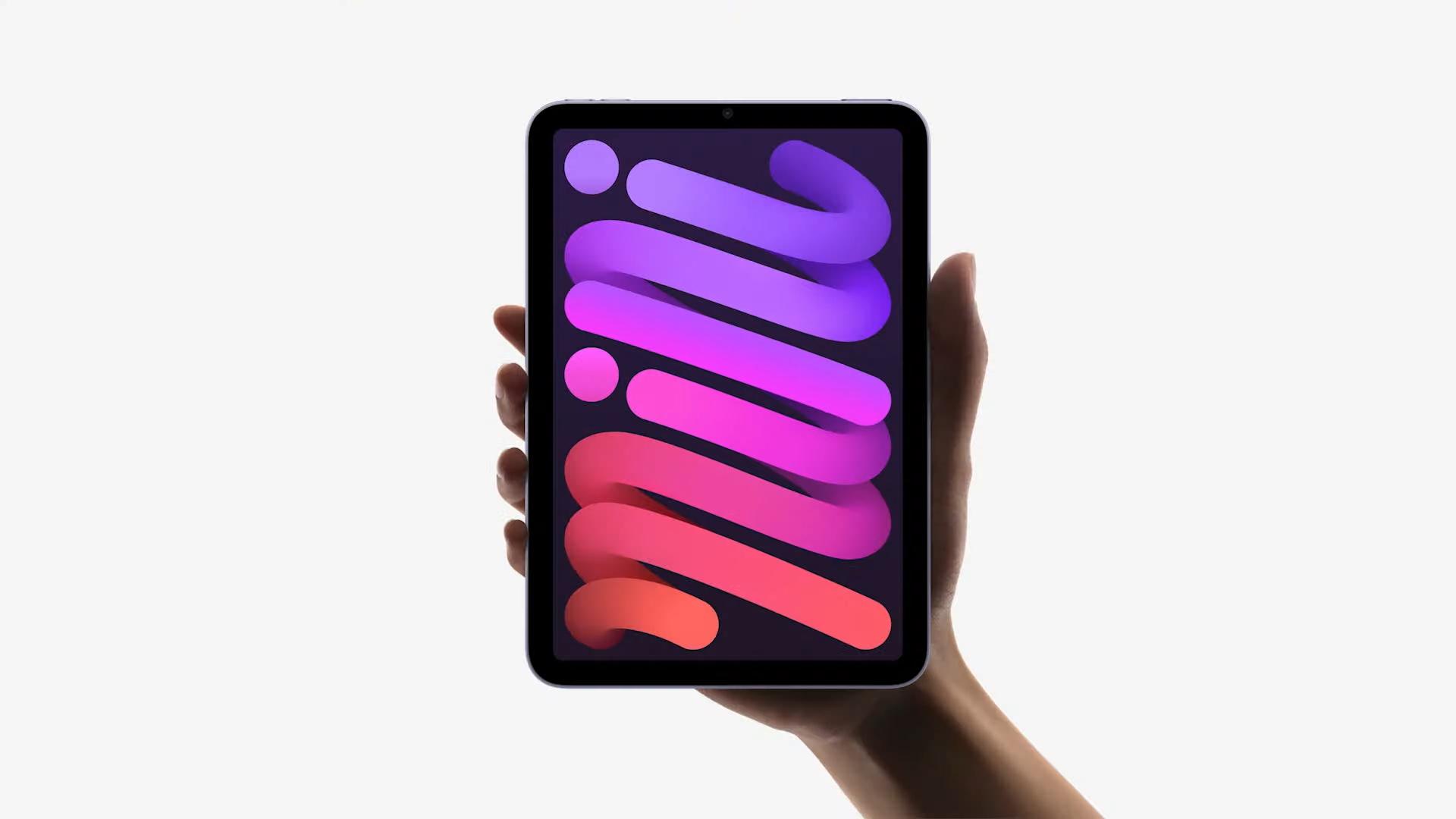 iPad mini se zcela novým designem představen