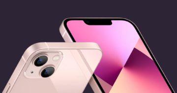 Apple představil iPhone 13 mini a iPhone 13 - ve znamení evoluce