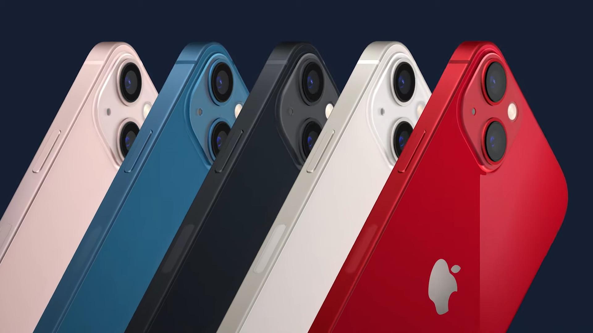 iPhone 13 poprvé v AnTuTu, překvapuje zvýšení výkonu paměti
