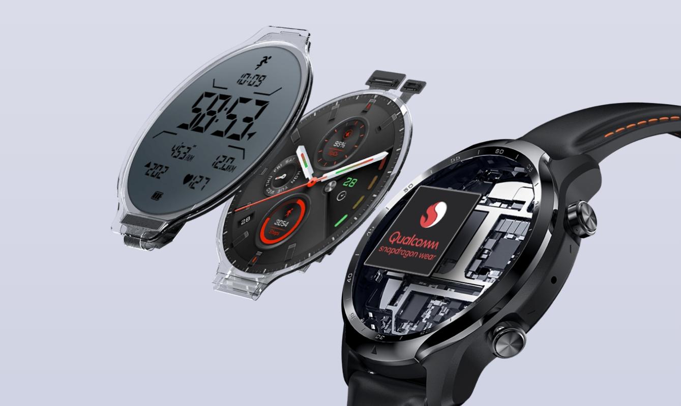Mobvoi láká na uvedení hodinek TicWatch Pro 3 Ultra GPS [aktualizováno]