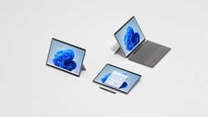 Surface Pro 8 Modes under embargo until September 22 2560x1440x