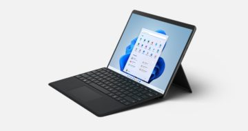 Surface 8 Pro; Zdroj: Microsoft