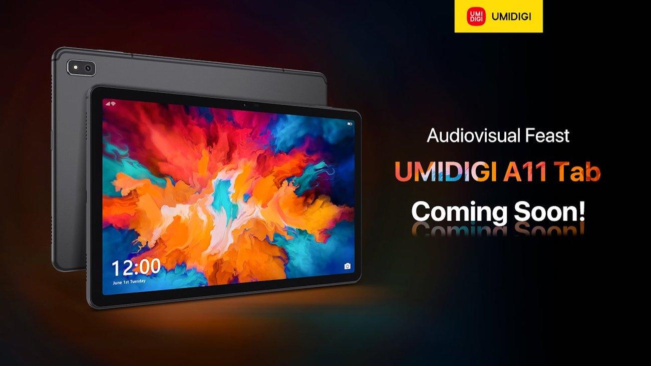 První tablet od Umidigi míří do předprodeje