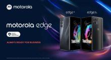 Motorola Edge 20 a Edge 20 Lite nově v Business Edition