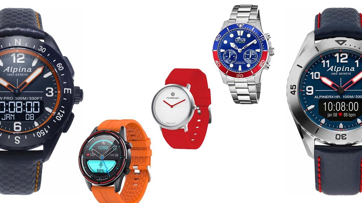 Chytré hodinky nově v obchodech – za pár stovek, i za desítky tisíc, i jeden unikát