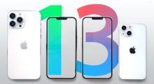 iPhone 13 dorazí s až 1TB vnitřním úložištěm