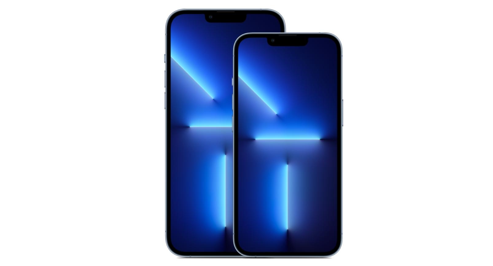 iPhone 13 Pro – zatím nelze zcela využít 120Hz frekvenci displeje