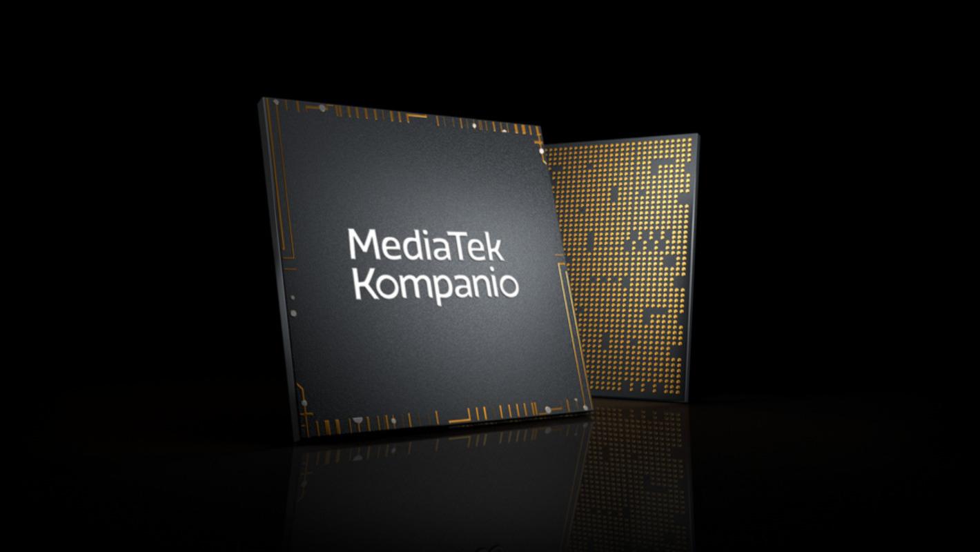 Kompanio 900T je nový procesor pro tablety a chromebooky