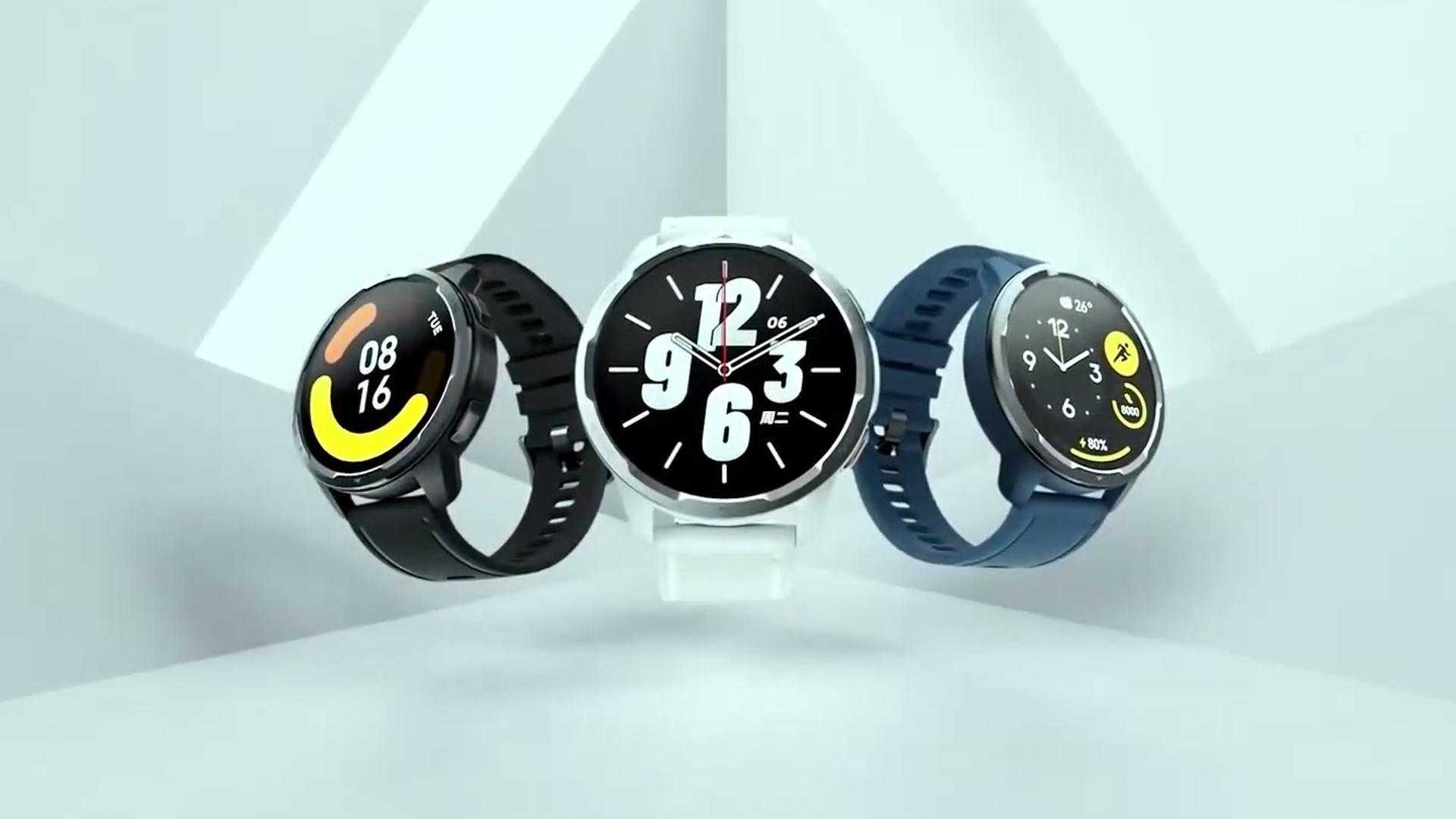 Xiaomi představilo hodinky a sluchátka