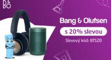Bang & Olufsen sluchátka a repráky s 20% slevou! [sponzorovaný článek]