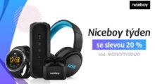 Niceboy týden slev! 20% akce na vybrané produkty [sponzorovaný článek]