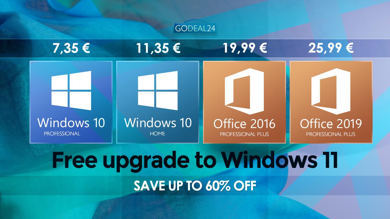 Windows 11 jsou tady! Pořiďte si Windows 10 Professional za 186 Kč a zajistěte si bezproblémový upgrade [sponzorovaný článek]