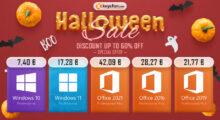 Halloweenská slevová akce na produkty Microsoft je tady! Ušetřete až 60 % právě nyní. [sponzorovaný článek]