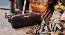 Bose odhalil přenosný reproduktor SoundLink Flex