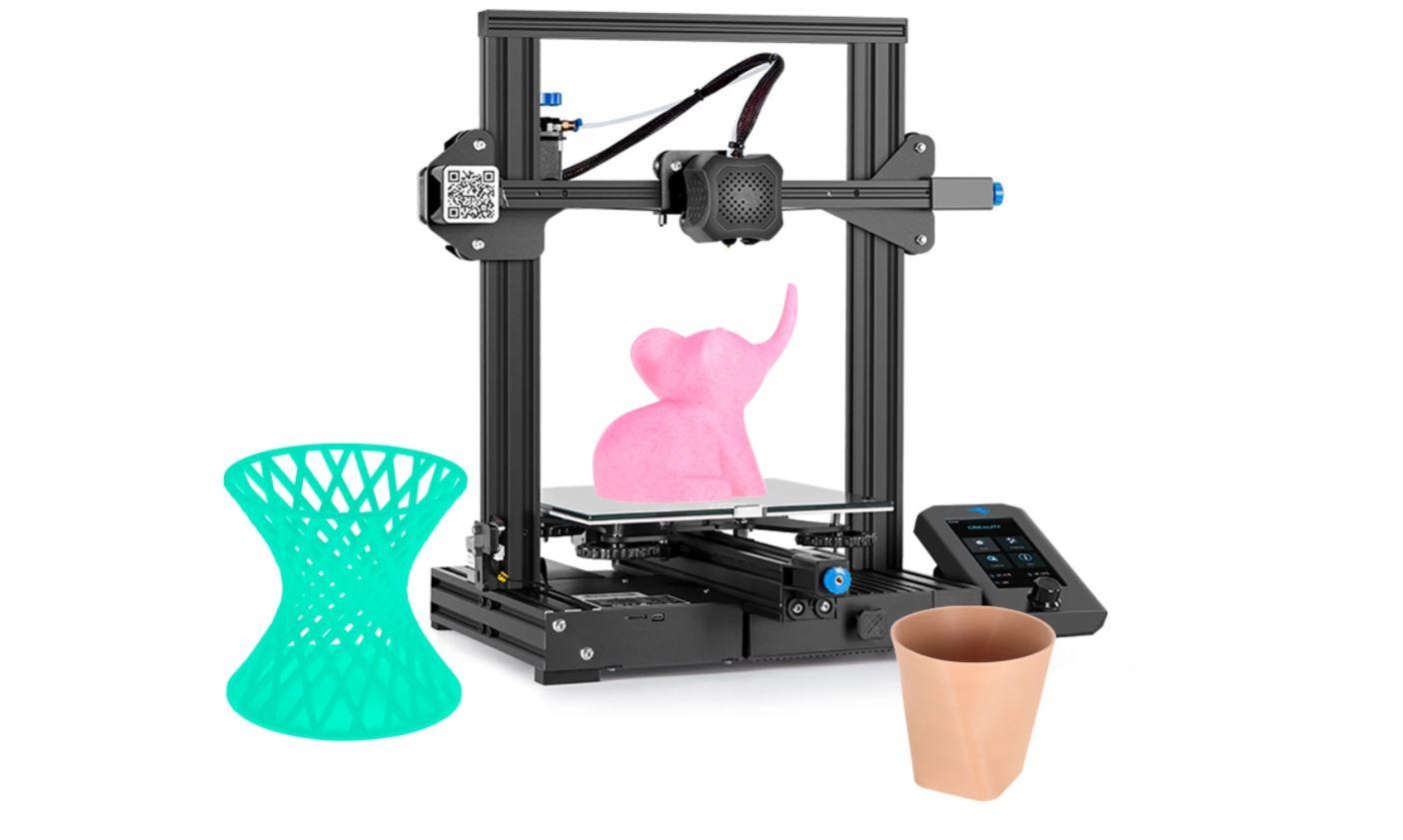 Creality 3D Ender-3 V2 – skvělá 3D tiskárna za skvělou cenu [sponzorovaný článek]