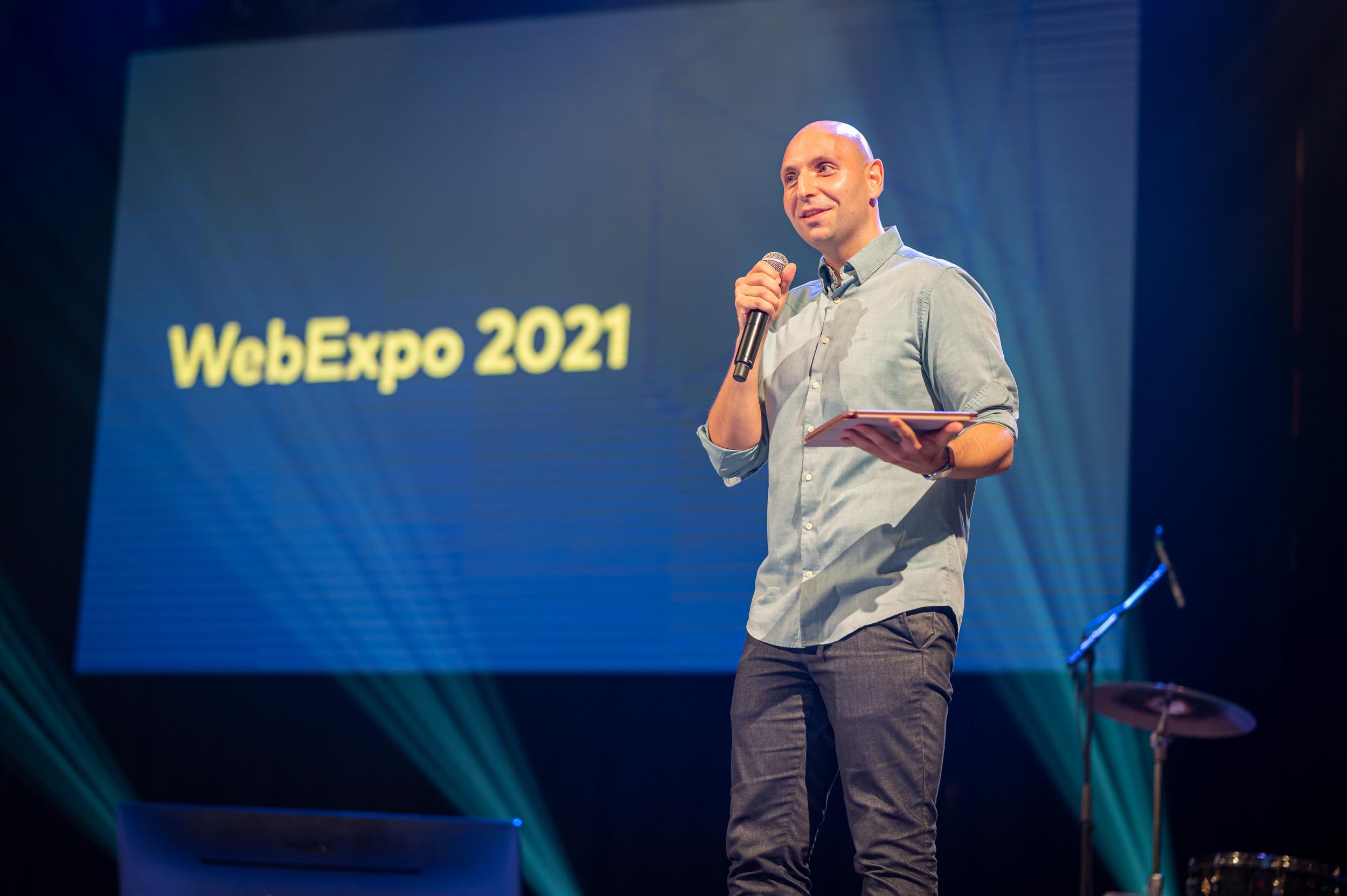 První velká technologická akce po pandemii. Jaké bylo WebExpo 2021?