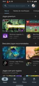 Google Play Store Material You 3 554x1200x