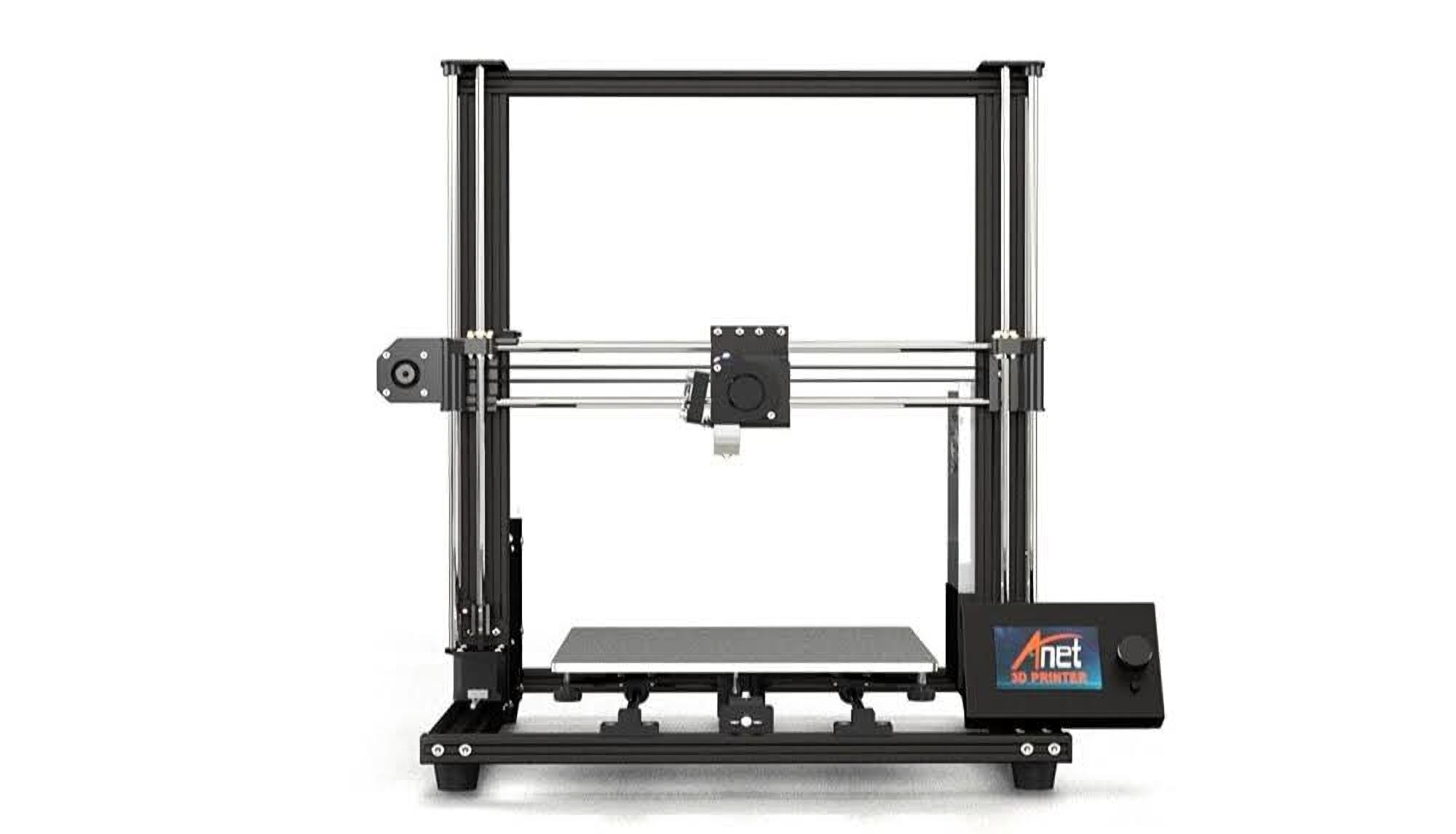 Přivítejte novou, vylepšenou a zatraceně levnou 3D tiskárnu Anet A8 Plus! [sponzorovaný článek]
