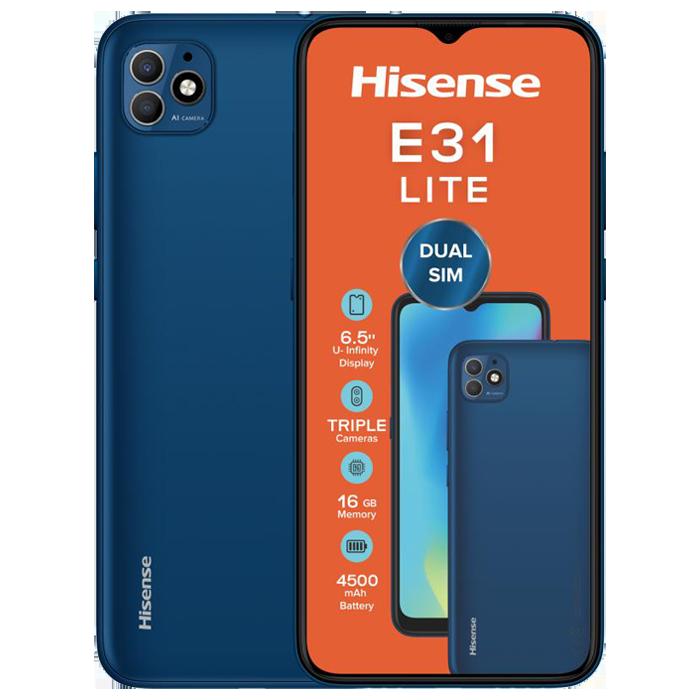 Hisense E31 Lite 3 700x700x