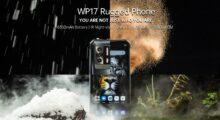 Odolný Oukitel WP17 lehce převyšuje konkurenci