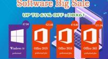 Využijte jedinečné akce až 61 % na Windows 10 a další software! [sponzorovaný článek]