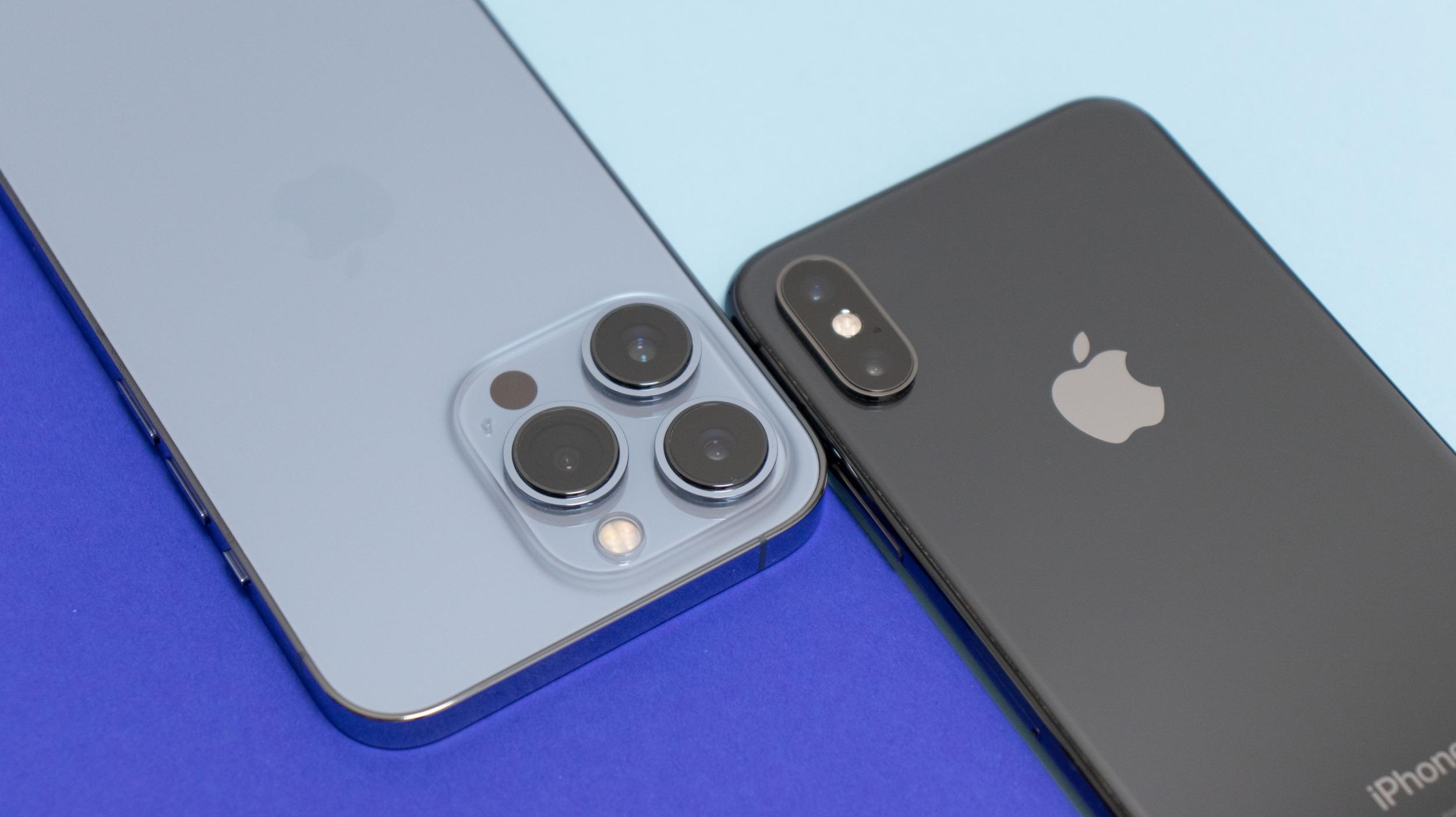 Fototest – iPhone 13 Pro vs iPhone Xs aneb jak velký rozdíl dělají tři roky?