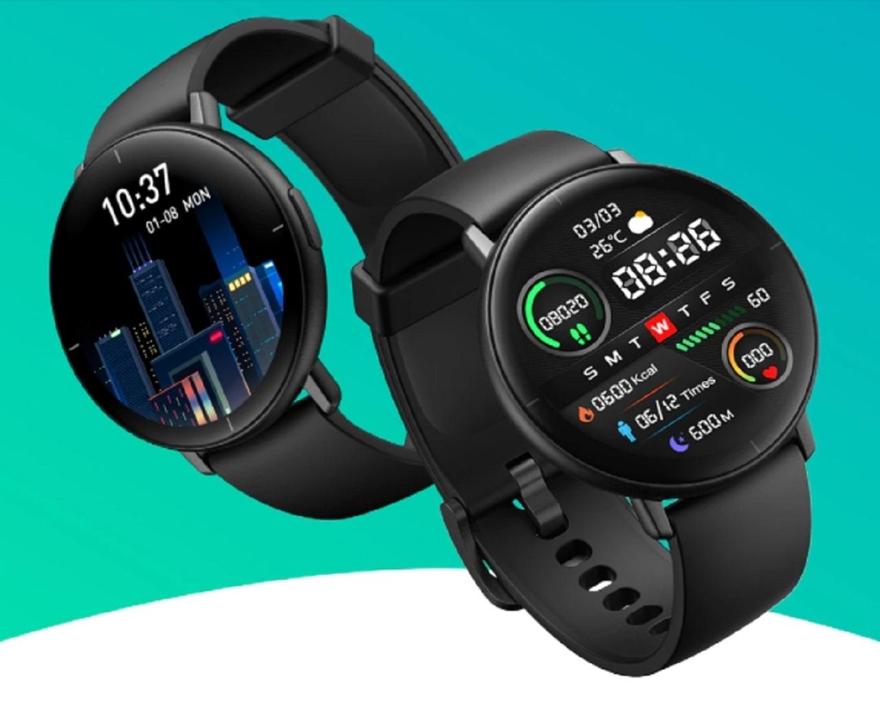 Xiaomi Mibro Lite jsou cenově dostupné hodinky s AMOLED displejem a 2,5D sklem