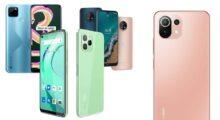 Nově v českých obchodech – Xiaomi, Realme, Nokia a Oukitel