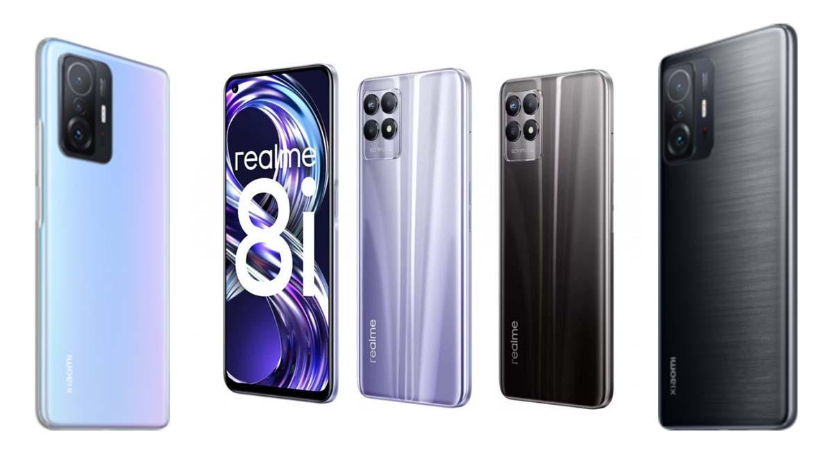 Nově v českých obchodech – novinky od Vivo, Xiaomi, Realme