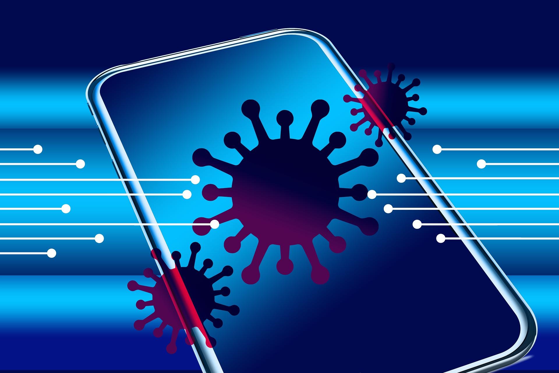Mobilní telefony jako detektory viru COVID-19? Možná již brzy