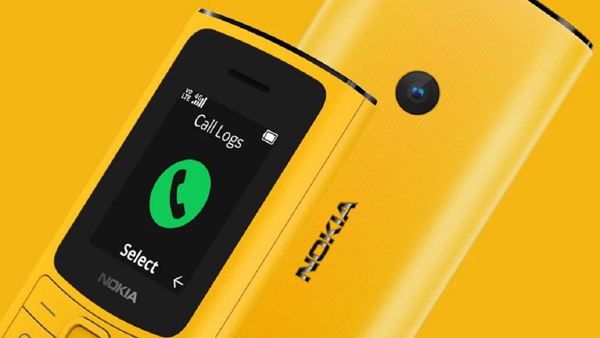 Oživenou Nokii 110 a 105 spojuje LTE, tlačítka a nízká cena