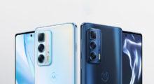 Motorola Edge S Pro oficiálně, hlavně došlo na vylepšení displeje